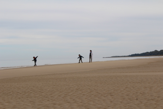 Playa en Colonia