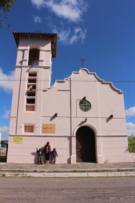 Iglesia Las Cañas, Catamarca
