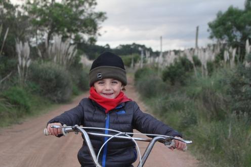 Bucicleteando x el barrio, Punta del Este