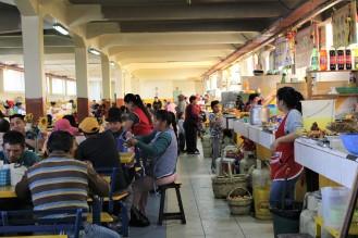 Mercados. Cuenca