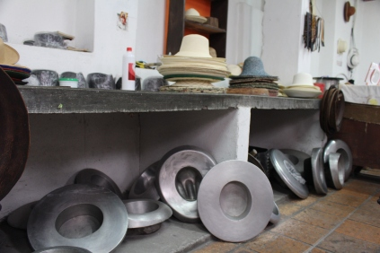 Moldes de sombreros