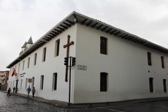 Calles de Cuenca.