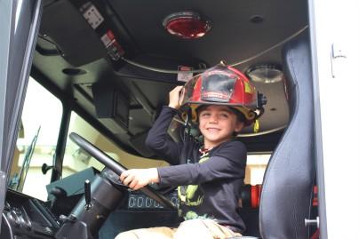 Mi bombero loco!