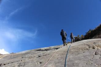 Escalada en Roca. Basico!!!!